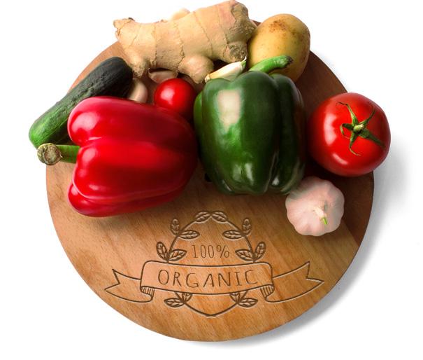 Saturns Garden organic farming